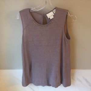 Great condition. Size S Sleeveless Top